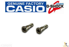 CASIO G-Shock G-3100 Watch Bezel Stainless Screw (1H/5H/7H/11H) (QTY 2) ... - $19.75