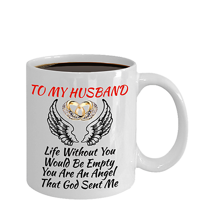 Surprise Birthday Gift For Husband Wedding Anniversary Love  Color Changing Mug