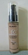 Almay TLC Truly Lasting Color 220 neutral 16 hour make up! NEW! Unopened... - $9.99