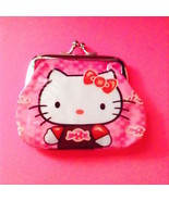 Sweet HELLO KITTY Coin Purse NEW! More Character Coin Purses Available  ... - $5.00