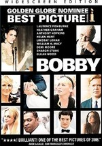 Bobby (DVD, 2007, Widescreen) Anthony Hopkins, ... - $3.50