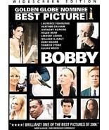 Bobby (DVD, 2007, Widescreen) Anthony Hopkins, ... - $3.50