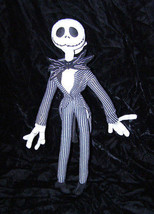 Hasbro Nightmare Before Christmas Jack Plush Doll Disney Parks Exclusive - $16.99
