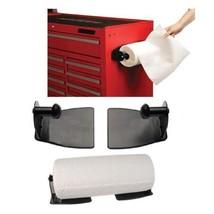 Magnetic Paper Towel Holder Steel Kitchen Workshop Houseware Refrigerato... - $22.95