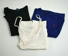 Ann Taylor LOFT Karen Scott Women's Medium Tops Various Styles Lot of 3  - $24.99