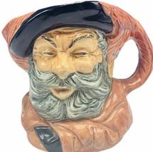Royal Doulton toby mug cup jug Falstaff 1949 large D6287 Limited England... - $82.07