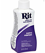 Rit Liquid Dye - Purple, 8 oz. - $5.95