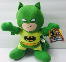 Toy Factory DC Super Friends Green Batman Plush With Tags - $27.27
