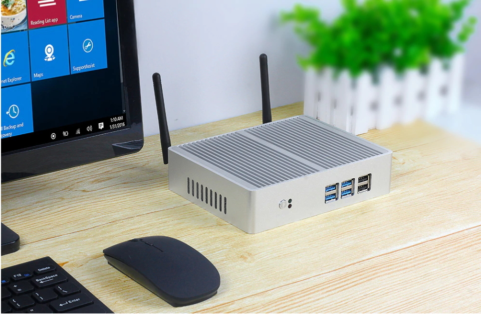 ITCQUALITY MINI PC INTEL CORE i57200U  i37100U i74500U  WINDOWS 10 THIN ITCQ1357
