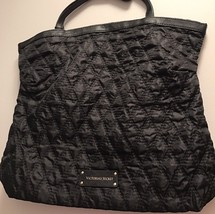 Victoria's Secret Quilted Tote Bag - $60.32