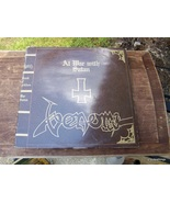 VENOM - AT WAR WITH SATAN Record album - $35.00
