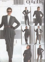 Vogue Sewing Pattern 8305 Women Dress Jacket To... - $8.67