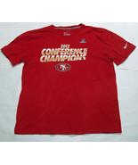 Nike San Francisco 49ers Taglia XL 2012 NFL NFC Conferenza Champions Cam... - $9.08