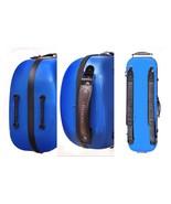 TONARELI Fiberglass Violin 4/4 OBLONG Hard Case - Royal Blue - NEW with ... - $229.00