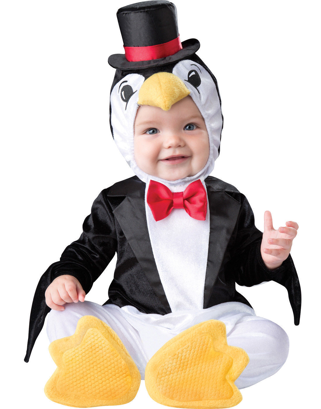 Incharacter Playful Penguin Animal Snow Infant Baby Halloween Costume 16061