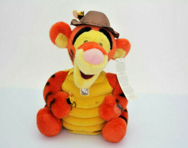 "Disney Store Tigger Connect 12"" Talking Tigger Plush Pre-Owned Good Tested  - $29.69"
