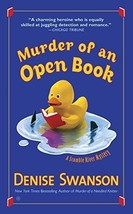 Murder of an Open Book: A Scumble River Mystery by Denise Swanson 2015-0... - $17.67