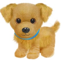 Golden Retriever Stuffed Animal Plush Dog with Carrying Case - $17.99