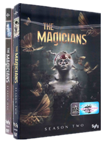 The Magicians The Complete Seasons 1-2 1.2 DVD Box Set 8 Disc Free Shipping