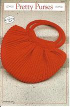 Annie's~Pretty Purses~Fanfare Bag~Crochet Leaflet - $5.99