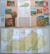 Vintage 1959 kentucky map thumb200