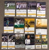 MLS Asst. Years Los Angeles Galaxy Soccer Lot Ticket Stubs Beckham 2003-2010 - $2.96
