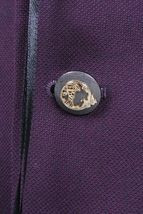 Versace Collection Men's Purple Notch Lapel Sports Coat Blazer Jacket NWT image 4