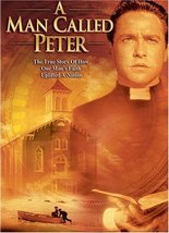 A MAN CALLED PETER - DVD - A True Story of how one man's faith