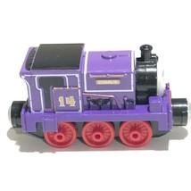 2013 Thomas & Friends Charlie Mattel Take-n-Play Gullane Purple #14 Train Engine - $9.95