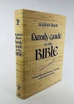 Family Guide to the Bible - A Concordance Reference Companion King James... - $78.21