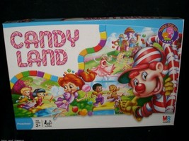 2005 CANDY LAND SWEET CANDY ADVENTURE BOARD GAME IN BOX 100% COMPLETE KI... - $14.21