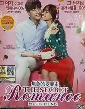KOREAN DRAMA The Secret Romance 1-13End English sub Ship From USA