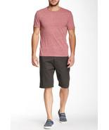 Men's Volcom Vmonty Modern Fit Short Gray 38 - $24.74