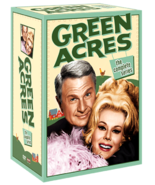Green Acres: The Complete Series (DVD, 24 Disc Box Set) Seasons 1, 2, 3,... - $39.89