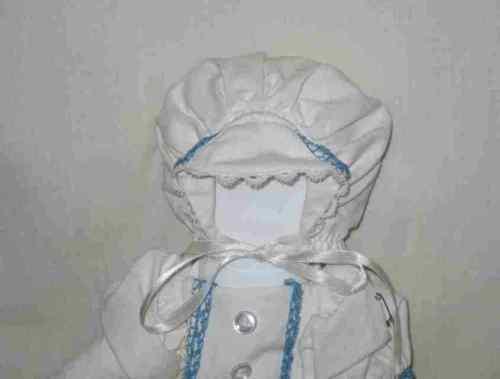 """So Sweet 17"""" Cloth PILLOWCASE Doll"""