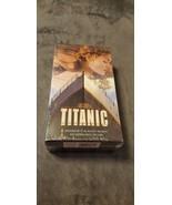 TITANIC VHS VIDEO THX MASTERED BOX SET 1997 ACADEMY AWARD WINNER FACTORY... - $10.99