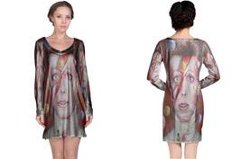 Long sleeve nightdress 1 david bowie memorial thumb200