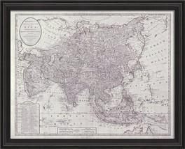 Artwork Map of Asia BCBL New SC-776 FREE SHIPPING* - $499.00