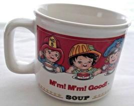 Vintage Campbell Soup Mug with 6 Children Pictu... - $5.83
