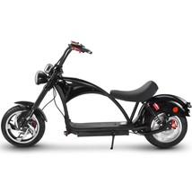 MotoTec Lowboy 60v 20ah 2500w Lithium Electric Scooter 28 MPH up to 38 Miles image 3