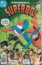 The New Adventures of Superboy Comic Book #3 DC Comics 1980 FINE+ - $2.50