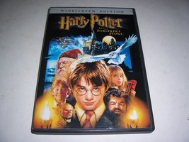 Harry Potter and the Sorcerer's Stone DVD - used - $5.00