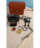 Zeiss Ikon Super Six 530/16 Rangefinder Camera w/ Tessar 1:2,8 f=8cm + e... - $123.75