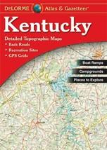 Kentucky Atlas & Gazetteer - $20.58