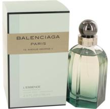 Balenciaga Paris L'essence Perfume 2.5 Oz Eau De Parfum Spray  image 1