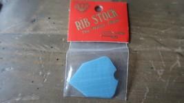 3 New Vintage Dart Flights Blau Rib Gebundene Halsbinde - $3.12