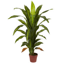 4' Dracaena Silk Plant (Real Touch) - $72.85