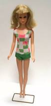 Japanese Francie Barbie Doll 1965 Bend Legs Brown Eyes Flip Hair Coral L... - $924.09
