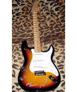 Tom Petty & heartbeakers  autographed    Signed  new  Guitar     * proof - $999.99