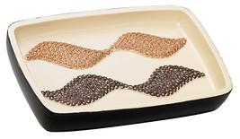Popular Bath Shimmer Gold Bath Collection - Bathroom Sink Soap Dish - $14.69